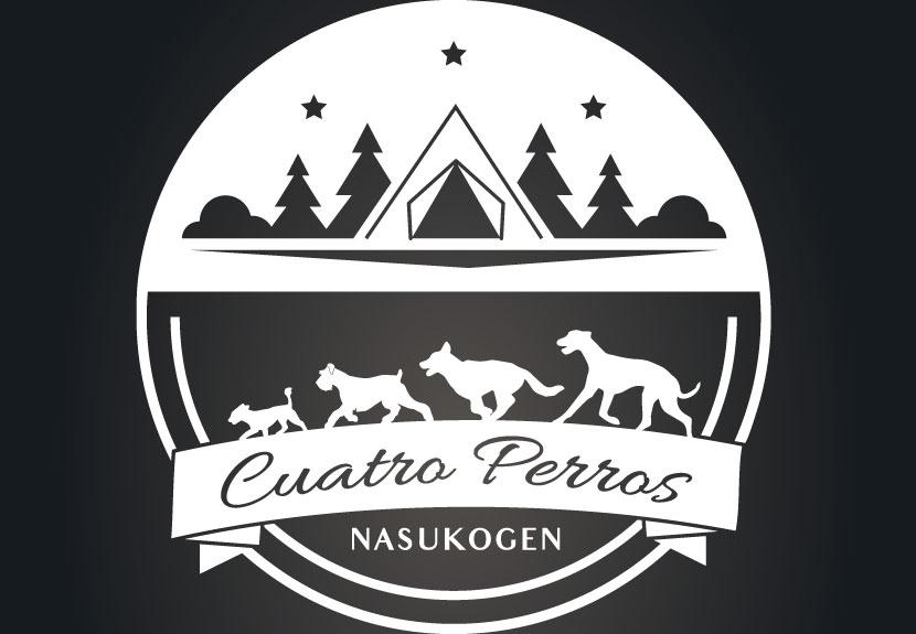クワトロぺロス ロゴ